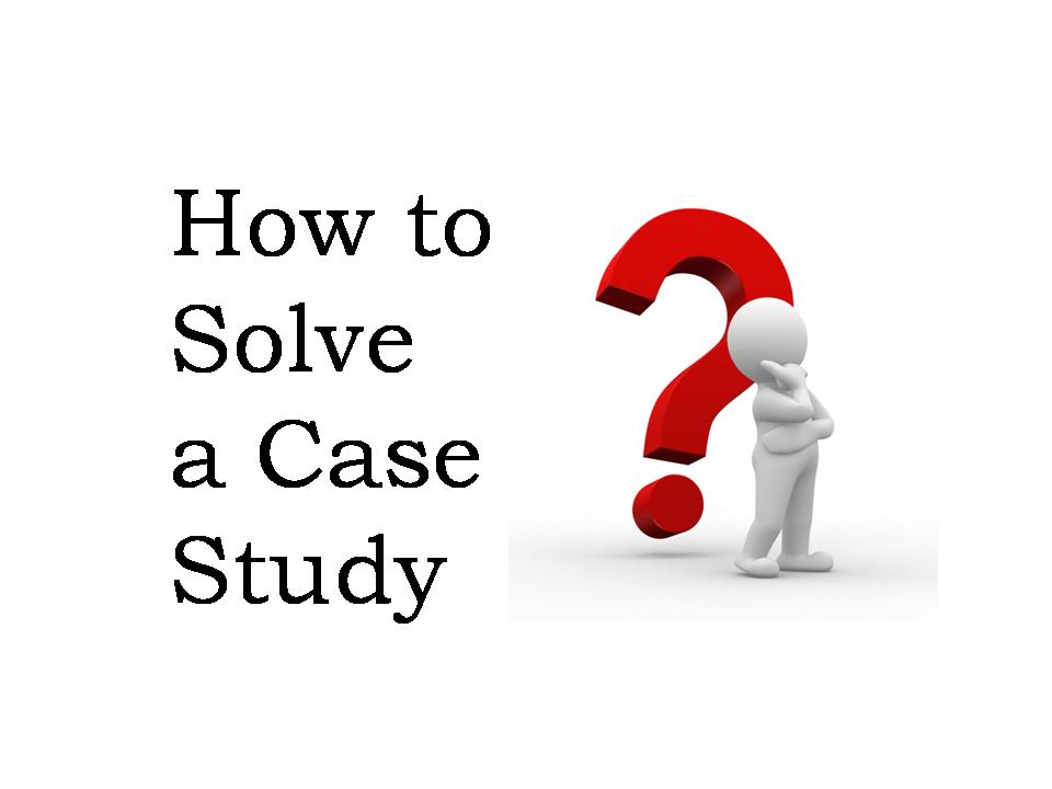Solve Case Study